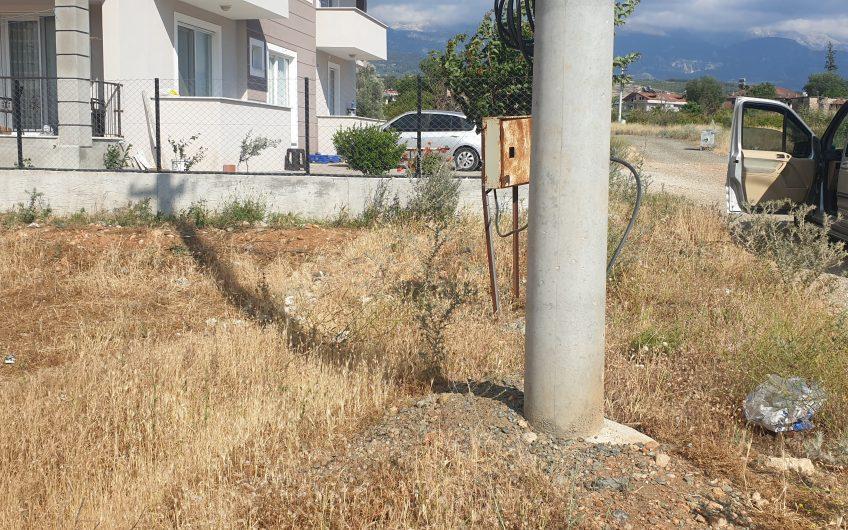 Seydikemer ilçesi Gerişburnu mahallesi Satılık arsa